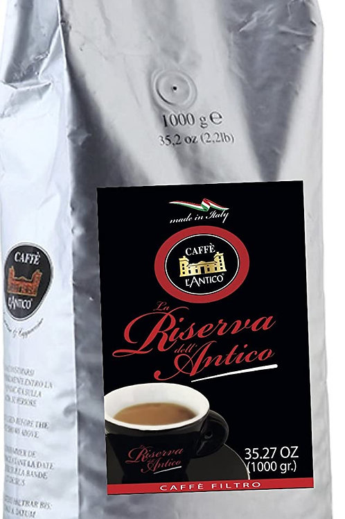 La Riserva Whole Bean 2.2 pound
