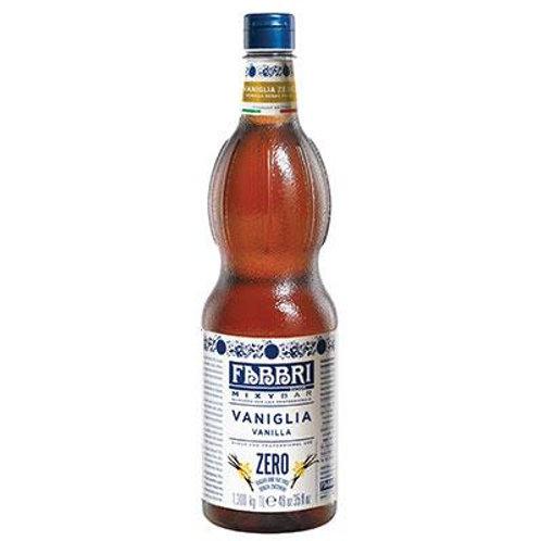 Vanilla Zero [Sugar Free] Mixybar Syrup
