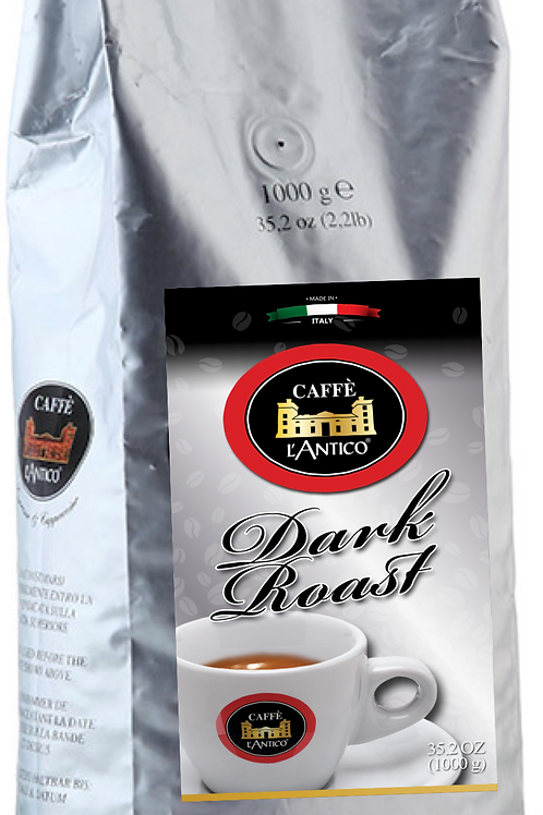 Dark Roast Whole Bean 2.2 pound
