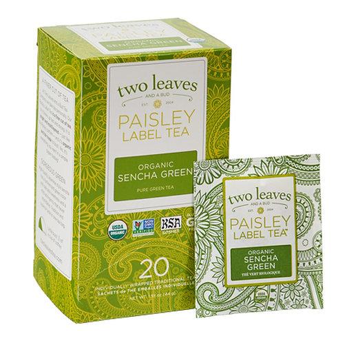 Paisley Label Organic Sencha