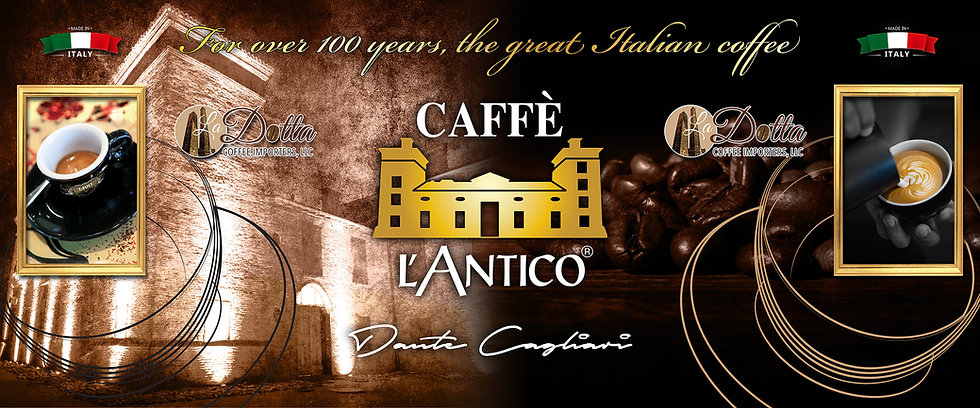Modena Italy L'Antico Coffee