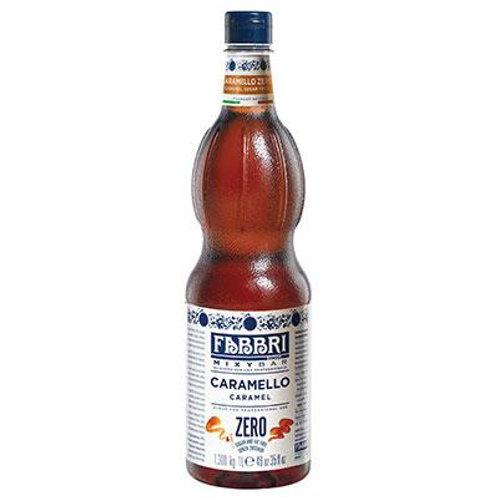Caramel Zero [Sugar Free] Mixybar Syrup