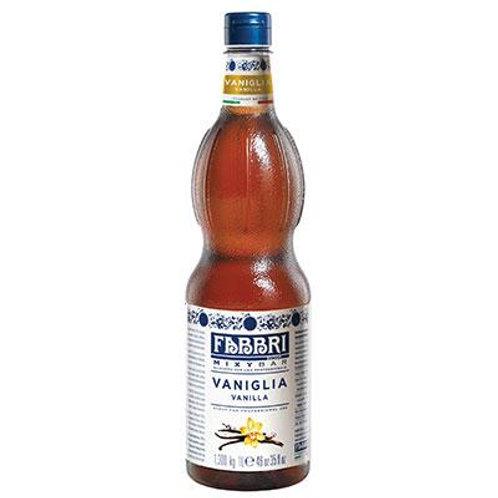 Vanilla Mixybar Syrup