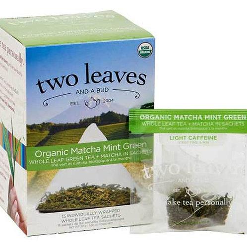 Organic Matcha Mint