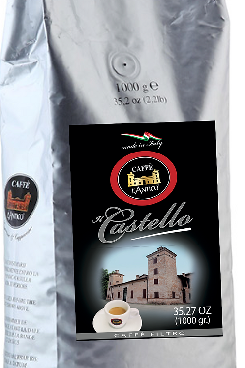 Il Castello Whole Bean 2.2 pound
