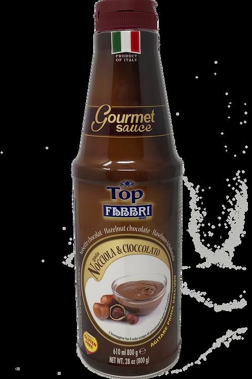 Fabbri - Chocolate & Hazelnut Sauce