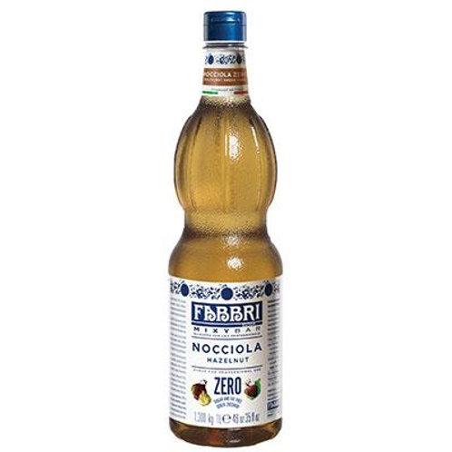 Hazelnut Zero [Sugar Free] Mixybar Syrup