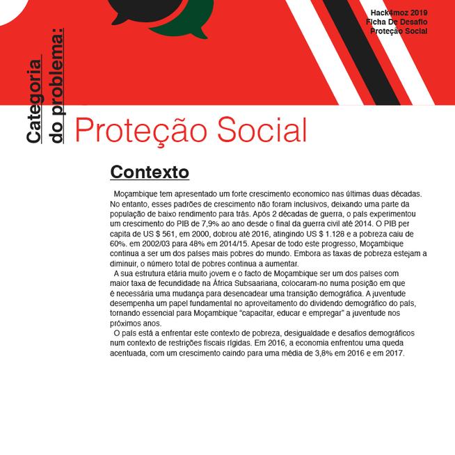 PROTECAO SOCIAL
