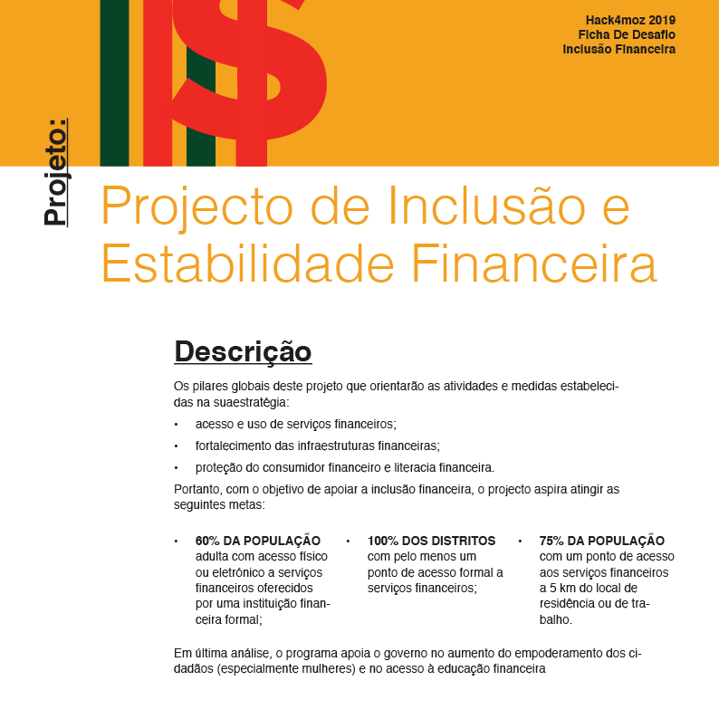 INCLUSAO FINANCEIRA
