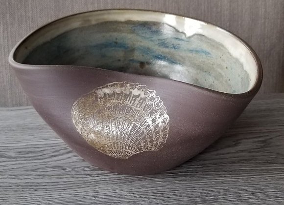 #P89 - Seashell Bowl