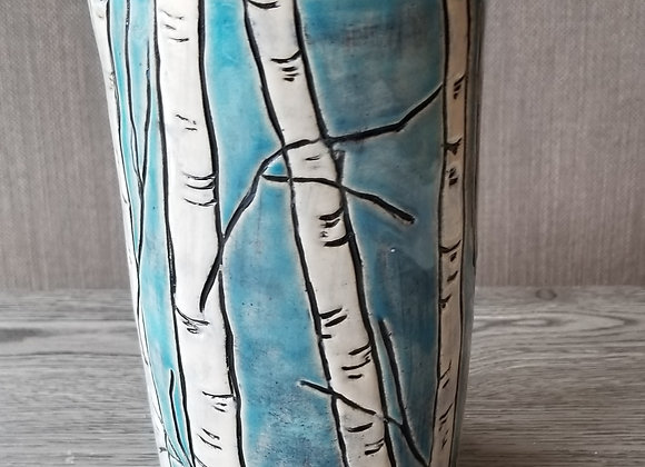#P144 - Birch Tree Handless Pour