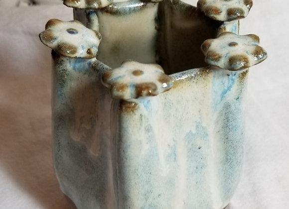 #P87- 5 Flower Vase