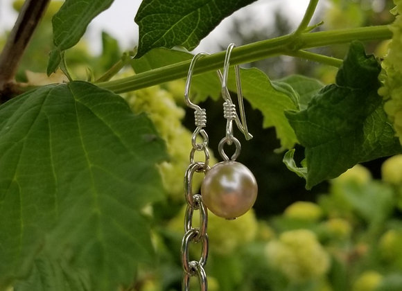 #E-09 - Chain to Pearls - 2 Lengths
