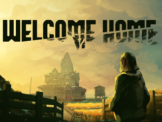 Welcome Home - New Website!