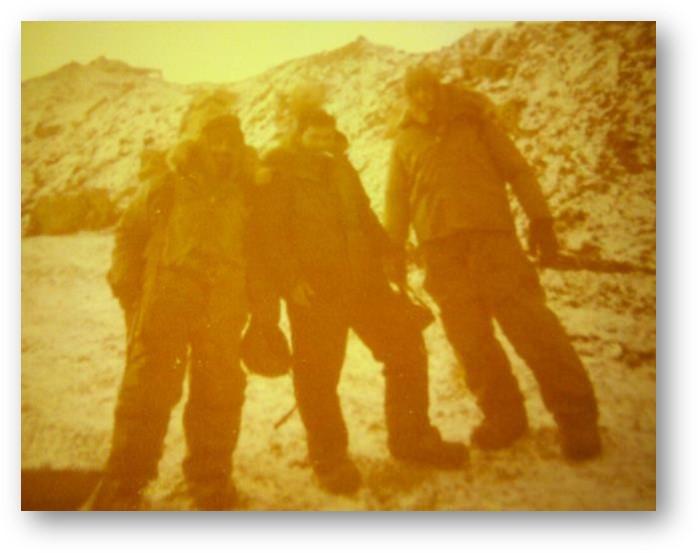סלומון, רגב וסרוסי בחורף בלבנון