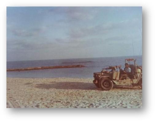 בטש בחוף