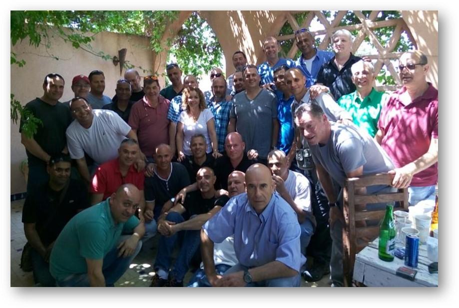 מפגש מחזור שקד 82 - ב 05.2015