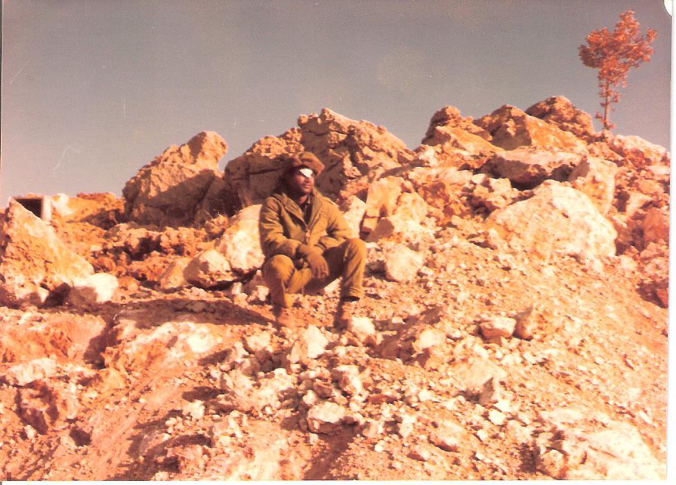 בהרי הלבנון