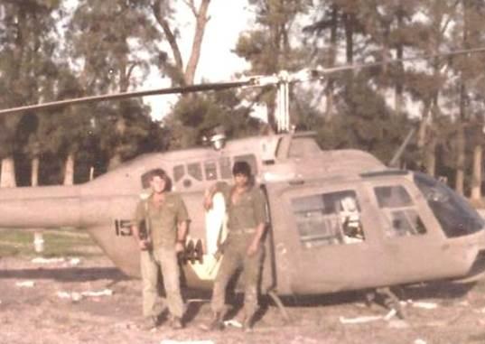 יוסי וברוך - אסון צור 1982