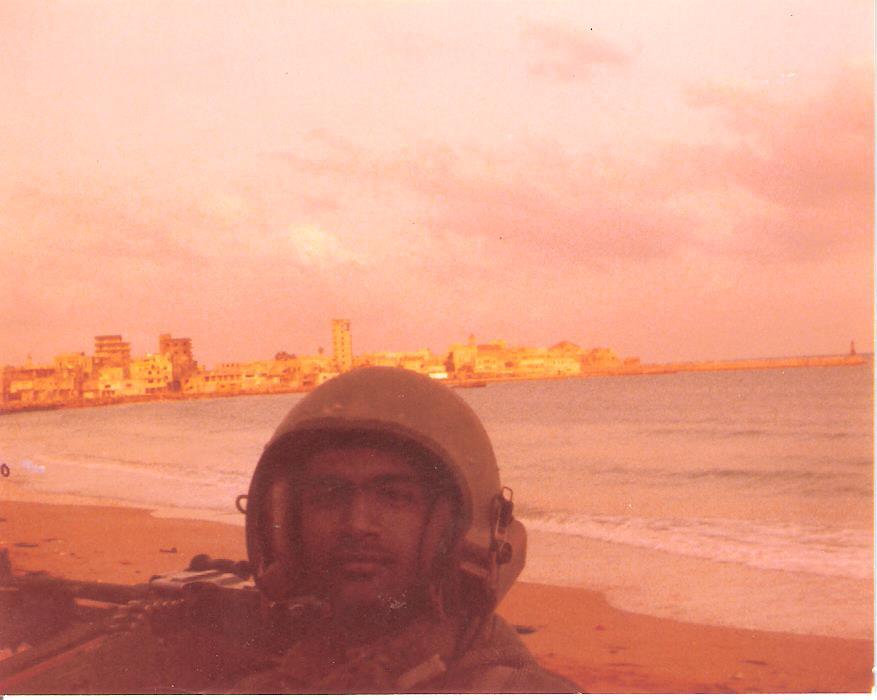 סיור בחוף צור