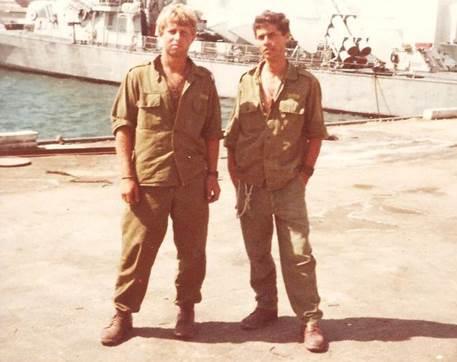 קורס הכפה עם מקס בנמל אשדוד