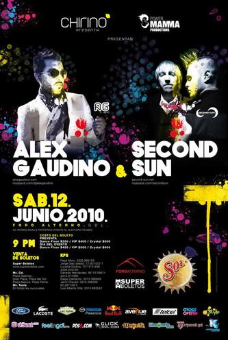 Alex Gaudino & Second Sun