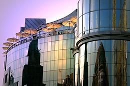 Glass Structures Under Blast