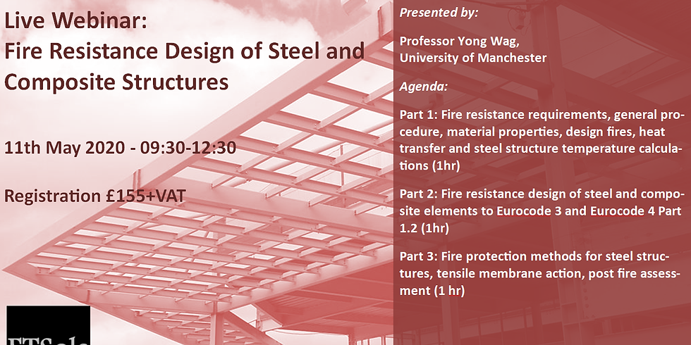Fire Resistance Design of Steel and Composite Structures