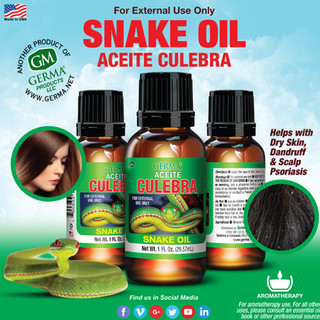 Germa® Snake Oil - 1oz