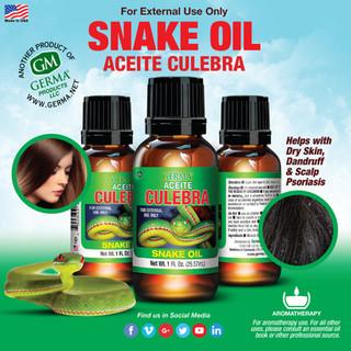 Germa® Snake Oil - 1oz