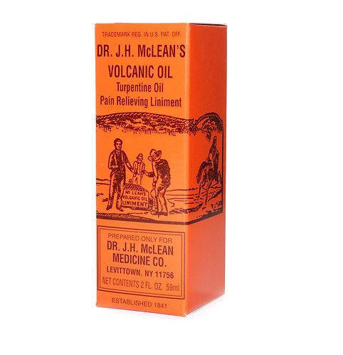 Dr. J.H. McLean's Volcanic Oil Liniment