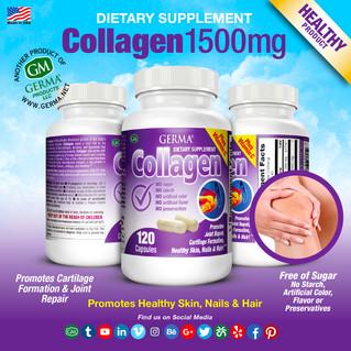 Collagen Caps - 120 caps
