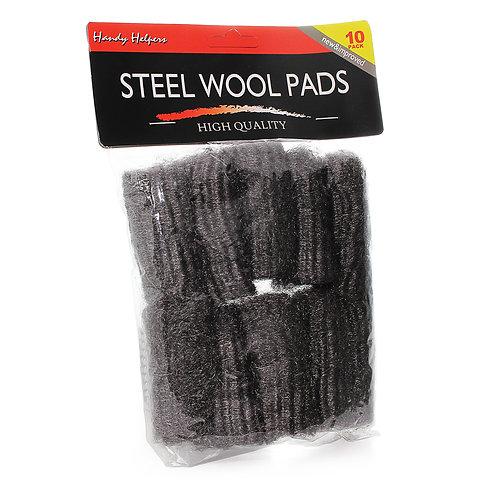 Handy Helpers® Steel Wool Pads