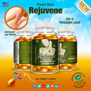 Germa® Rejuvene - 60 Twist Caps