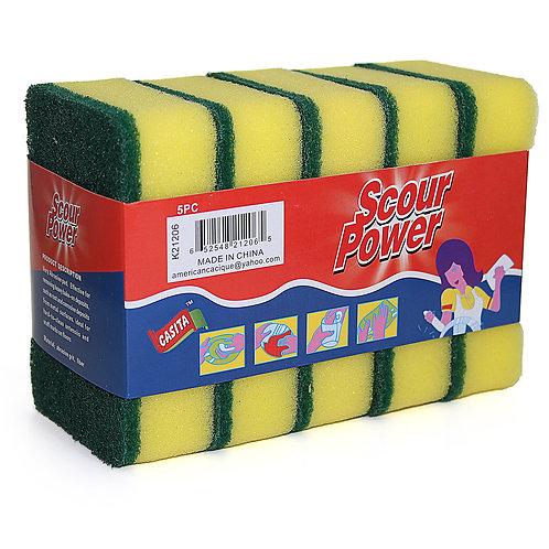 Scouring/Sponge Pad (5)