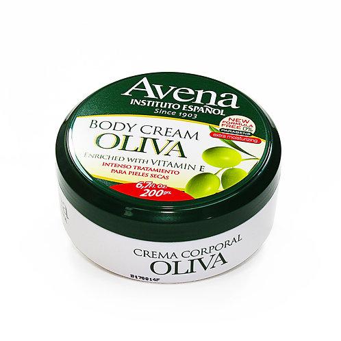 Avena Olive Body Cream