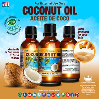 Coconut Oil - 2oz