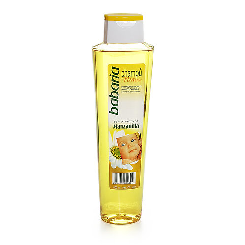 babaria Baby Shampoo (Chamomile)