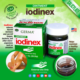Germa® iodinex (green) - 1oz