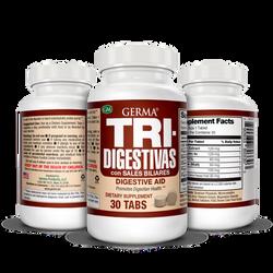Tri-Digestivas Front & back