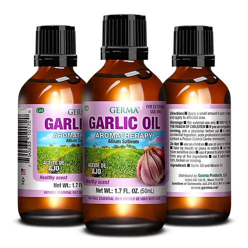 Germa® garlic Oil - 1.7oz