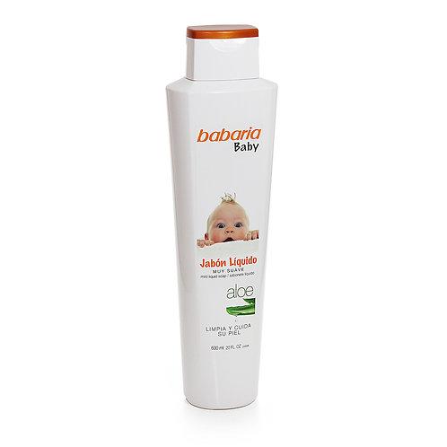 babaria Baby Soap (Jabon Liquido)