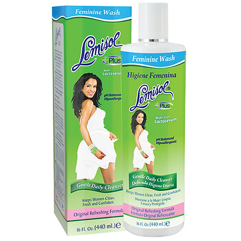 Lemisol Plus Solution (HygieneWash)