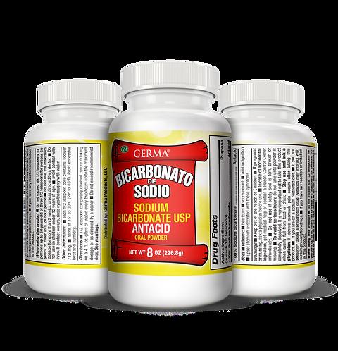Germa® Bicarbonato de Sodio (Baking Soda)
