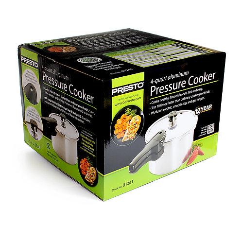 Presto® 6-Quart Stainless Steel Pressure Cooker
