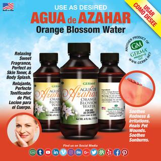 Orange Blossom Water - 4oz