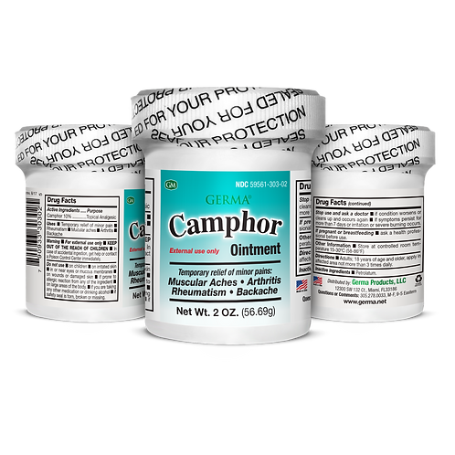 Germa® Camphor Ointment