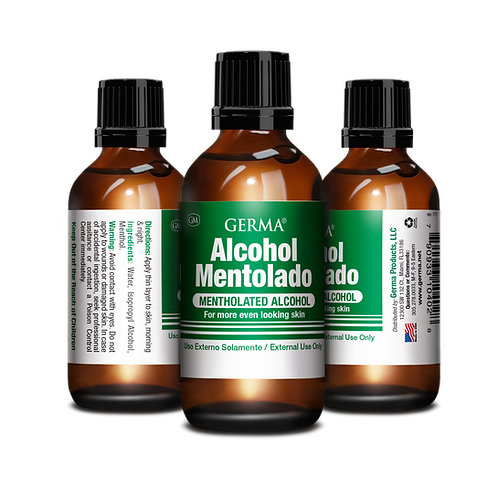 Germa® Alcohol Mentholated