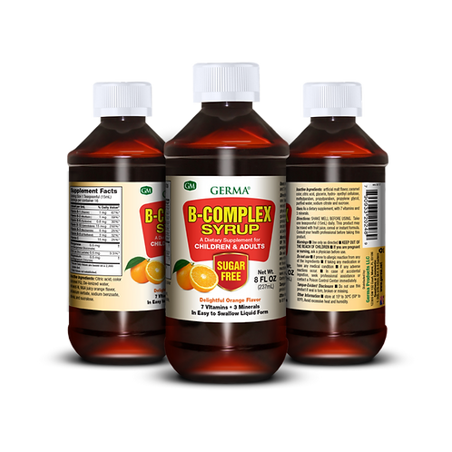 Germa® B-Complex Syrup