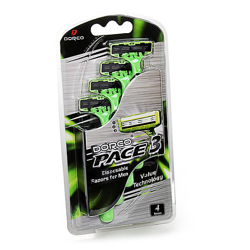 Darco® Pace 3™ Disposable Razors